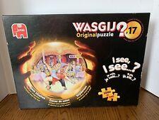 Wasgij Original Puzzle #17 Ballroom Blushes 1000 Jumbo Pieces