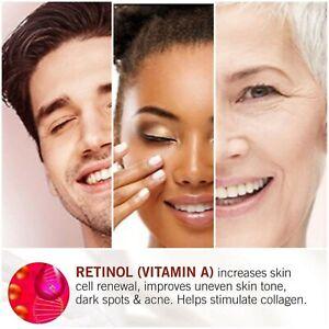 SKIN CELL RE-GENERATION vitamin A gel (treats wrinkles, acne, melasma) LEVEL 1
