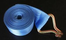 "10pak 4"" x 30' Winch Straps J Flatbed Truck Trailer Load Strap Tie Down Binder"