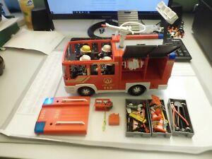 Playmobil Feuerwehr Mannschaftswagen/ Rüstfahrzeug  9464  ohne OVP