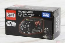 NEW Tomica Takara Tomy Star Wars Saga Darth Vader Ad Toy Truck (BLACK)
