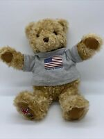 "Gund 2000 Limited Edition May Dept Store Plush Teddy Bear 15"" Blonde Tan Honey"