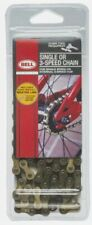 """NEW Open Box Bell Sports Uni-Chain Bicycle Chain Single or 3-Speed 1/2"""" X 1/8"""""""