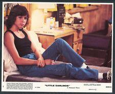 KRISTY McNICHOL SMOKING CIGARETTE Little Darlings '80