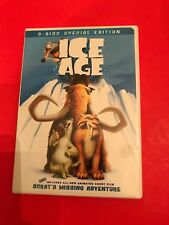 ICE AGE 2 DISC SPECIAL EDITION DVD LIKE NEW FREE SHIPPING