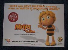 MAYA THE BEE - POSTER Movie Cinema Film *NEW* A3 Unfolded TINY POP Disney Marvel