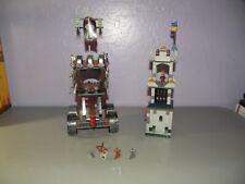 LEGO #7037 Castle Tower Raid Fantasy Era Build Complete No Minifigures