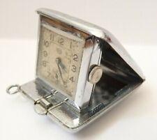 Montre de sac à guichet ARIS mécanique bag watch vers 1930 ART DECO