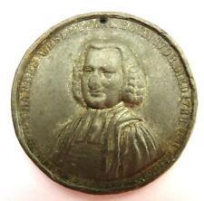 Antique John Wesley Medal Born 1708 Dies 1788 Centenary Of Wesley Methodism 1839