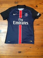 Maillot Foot Nike Paris Saint Germain PSG 2015-2016 Marquinhos