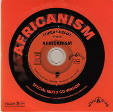 Compilation ‎CD Africanism Super Special - Promo - France (EX/EX+)
