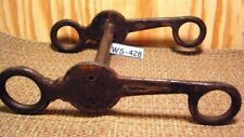 ANTIQUE We Think McChesney Iron Horse Bit Needs Silver Very NICE