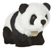 Teddy Bear panda plush black white soft Cuddly cute stuffed animal gift TOY Tots