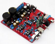 Assembled AK4399+PCM2706+WM8805+OPA627AU Audio DAC Boad (include USB card)