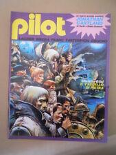 PILOT Rivista Fumetti n°5 1982 Christin Bilal - Ribera Godard   [D9]