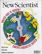 New Scientist-30 mar 1996- EARTH'S MAGNETIC SWITCH.
