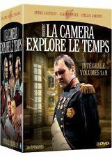 La Caméra Explore Le Temps - L'Intégrale (DVD, Coffret de 38 Disques, 2019)