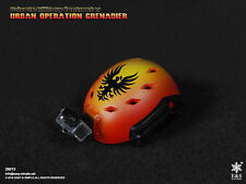 1/6 Action Figure Easy Simple 26013 PMC Grenadier PMC FAST Jumpable Helmet & Cam
