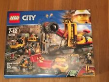 LEGO City 60188 Mining Experts Site New Sealed