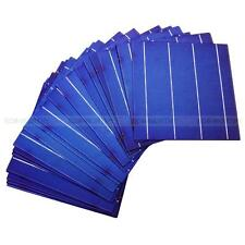 25pcs Polycrystalline PV Poly Solar Cell Cells 4.3W Each for Fan Car Robot Toy