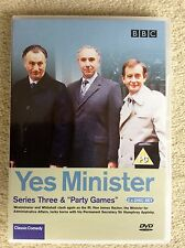 Yes Minister - Series 3 (DVD, 2003)