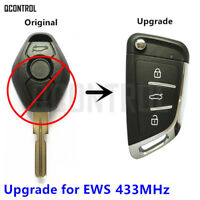 Modified Flip Remote Key Fob For Bmw 1 3 5 7 Series X3 X5 Z3 Z4 For Ews System Ebay