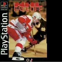 NHL FaceOff Playstation 1 PS1 Game Used Complete