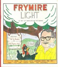 Frymire Light Diet of Humor with Half the Calories by Dick Frymire PB Ted