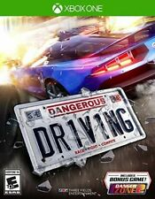 Dangerous Driving for Xbox One [New Video Game] Xbox One