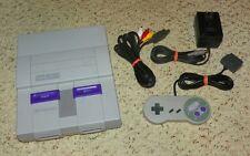Super Nintendo / SNES - Video Game Console