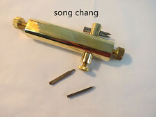 Violin/Viola making tools, brass purfling groove knife, Luthier tools
