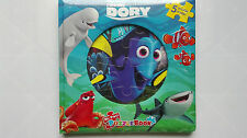 DISNEY PIXAR FINDING DORY: MY FIRST PUZZLE BOOK BRAND NEW +SEALED