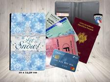 hiver 001 let it snow porte carte identité grise permis passeport