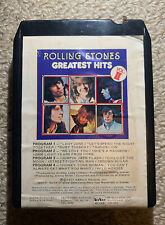 Rolling Stones Greatest Hits - 8 Track Tape
