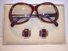 Very Rare Damenbrille/Eyeglasses by SILHOUETTE Austria 100% Original-Vintage 70'