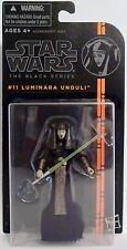"LUMINARA UNDULI Star Wars The Black Series 3 3/4"" inch Figure #11 Series 2 2013"
