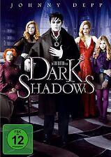 Tim Burton´s DARK SHADOWS - Johnny Depp, Michelle Pfeiffer OVP