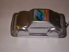 New Wilton 3-D 3D Stand UP Cruiser Antique CAR Birthday CAKE PAN Mold #2105-2043
