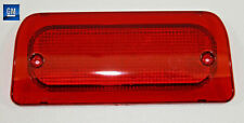 94-03 Chevy S-10 GMC Sonoma Extended Cab Third 3rd Brake Light Lens NEW GM 288