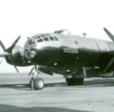 American B-29 , Original WWII / Korea Era Photo