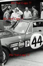 Paddy Hopkirk & Andrew siepi MGC SEBRING 12 H 1968 foto 2