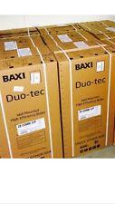 Baxi Duo Tec 28 Combi Boiler with NEW ErP PUMP & Flue & Loop *7 YEARS WARRANTY*