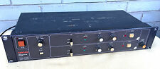 Vintage Tascam Dual Reverberation System RS-20B Spring Reverb Two Channel 80's