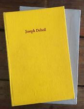 JOSEPH DELTEIL Henry Miller SIGNED Limited Edition