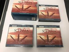 SIMON SCHAMA HISTORY OF BRITAIN FATE OF EMPIRE 1776 - 2000 - 12 CD PT 1 /2 /3