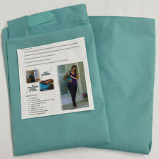 """Set of 2 Teal Pet Dog Cat Carrying Grooming Bag Pouch Up To 14lbs 14"""" x 24"""""""