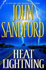 Virgil Flowers: Heat Lightning 2 by John Sandford (2008, Hardcover)