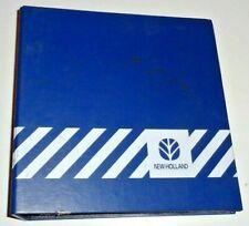 New Holland 4330v Tractor Parts Catalog Manual Book Amp Binder Nh Original 1100