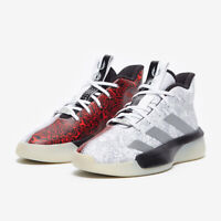 adidas x STAR WARS Pro Next 2019 Kids Sizes 11-2.5 Silver/Red RRP £50 Brand New