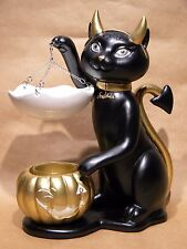 Yankee Candle Spooktacular Sophia Cat Halloween Hanging Tart Warmer - SOLD OUT!